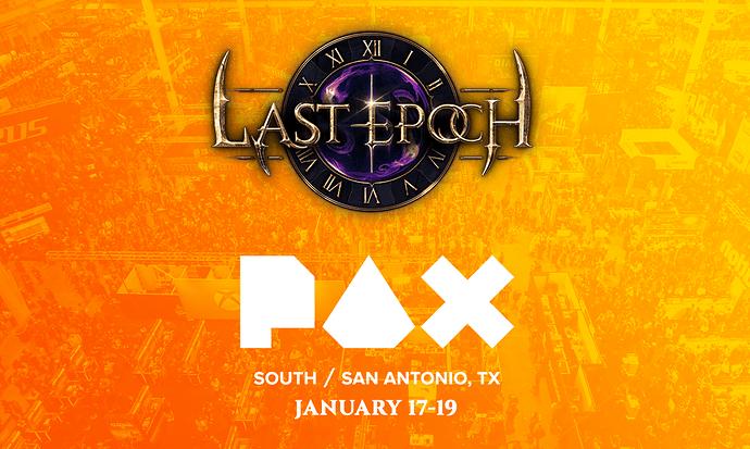 PAX-South-Last-Epoch