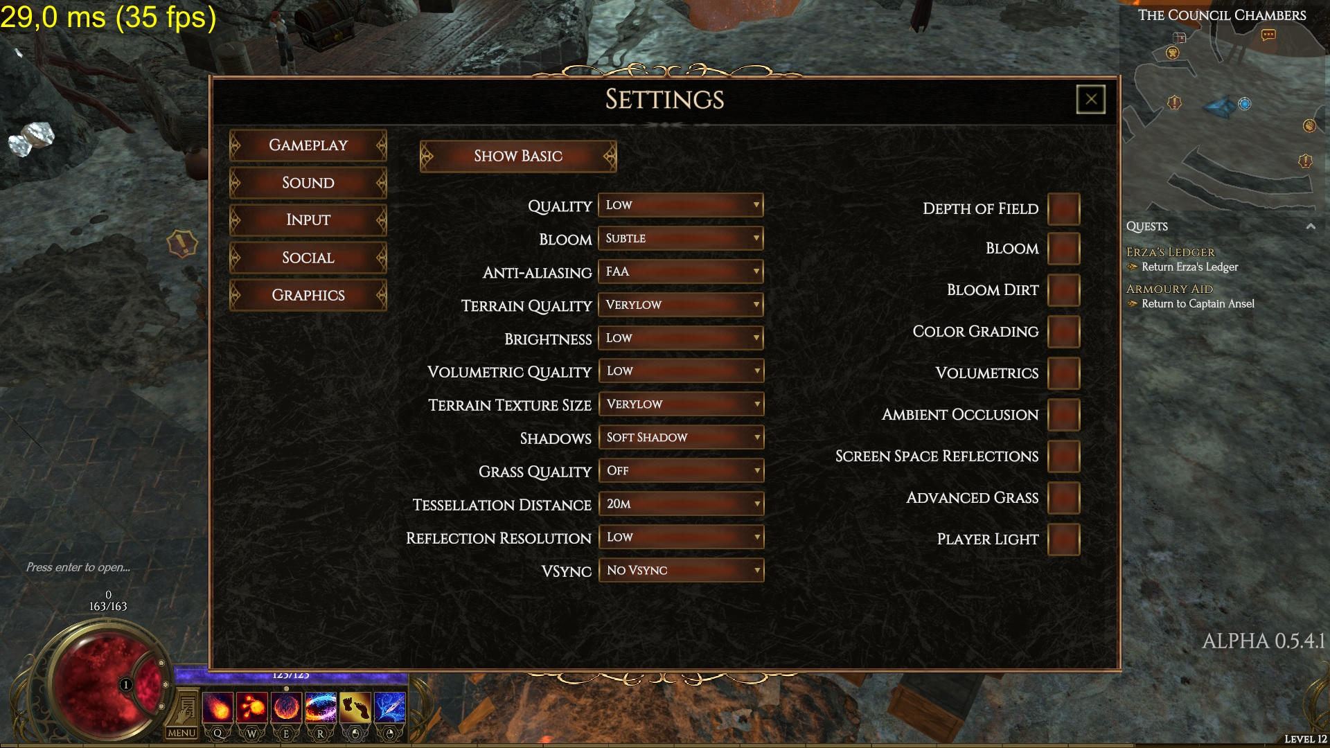 System requirement? - General - Last Epoch Forums