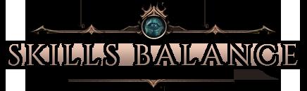 Skills Balance