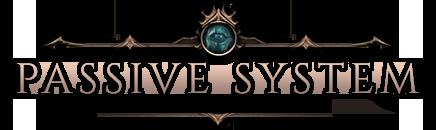 Passive System