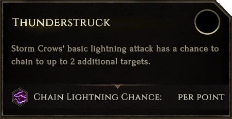 SummonStormCrow Thunderstruck